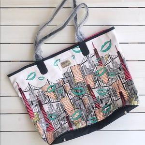 🆕 Benefit Cosmetics Tote Bag